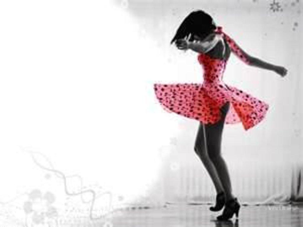 dance like this: