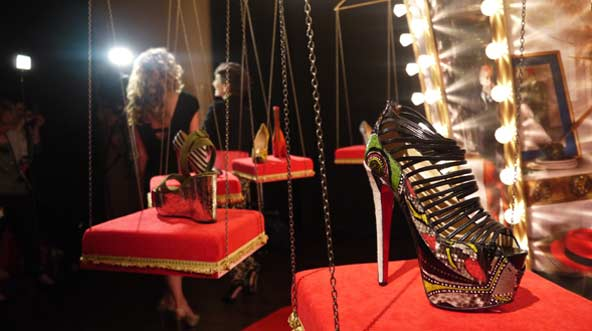 Christian Louboutin: Helping A Woman Feel Her Sexy ...