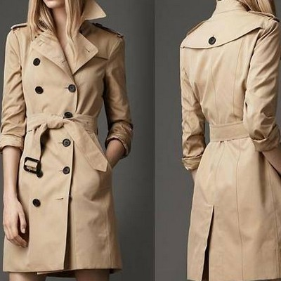 Trench Coat Trend Fall 2013