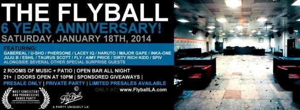 FLYBALL