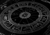 Horoscope wheel chart