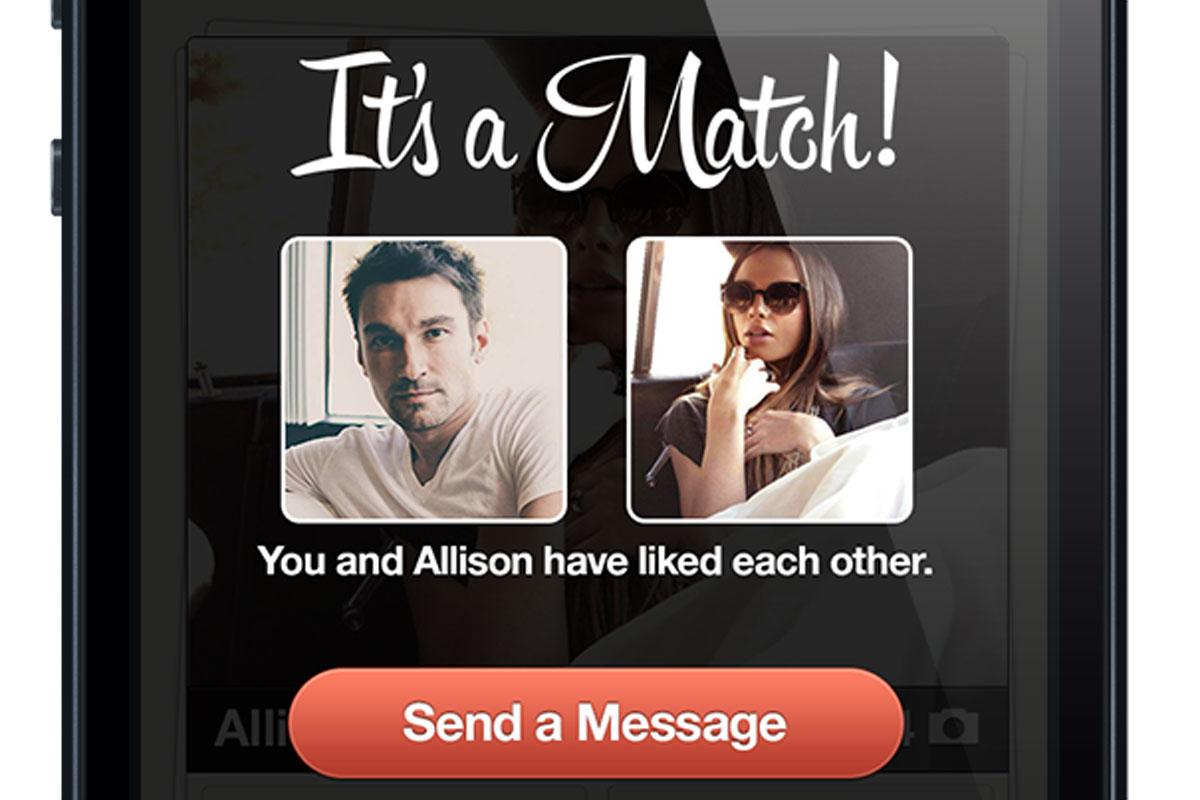 got a match on tinder