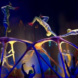 Britain Cirque Du Soleil Totem