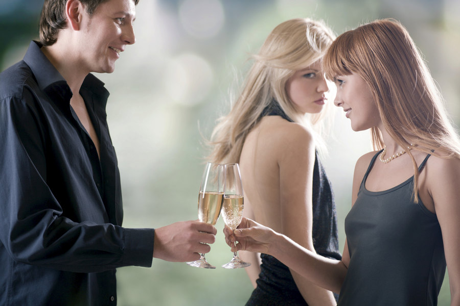 Jealousy in romantic relationships
