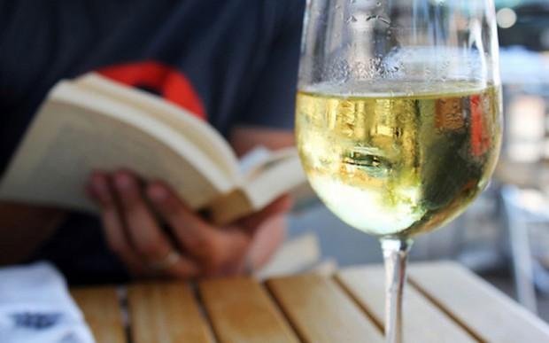 wine books
