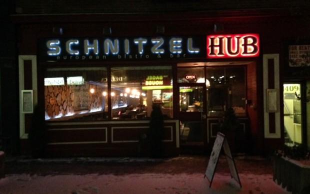 schnitzel hub