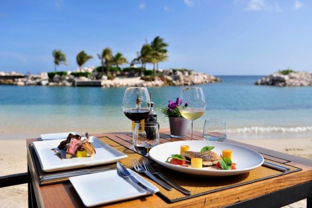 Healthy Diet On Vacation