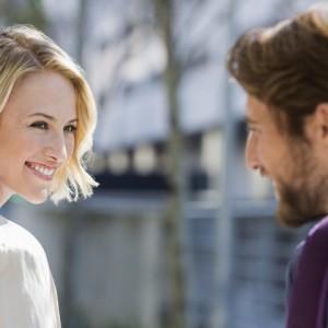 Flirting moves