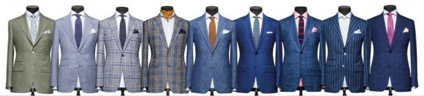 The Custom Suit Style Guide - Eligible Magazine