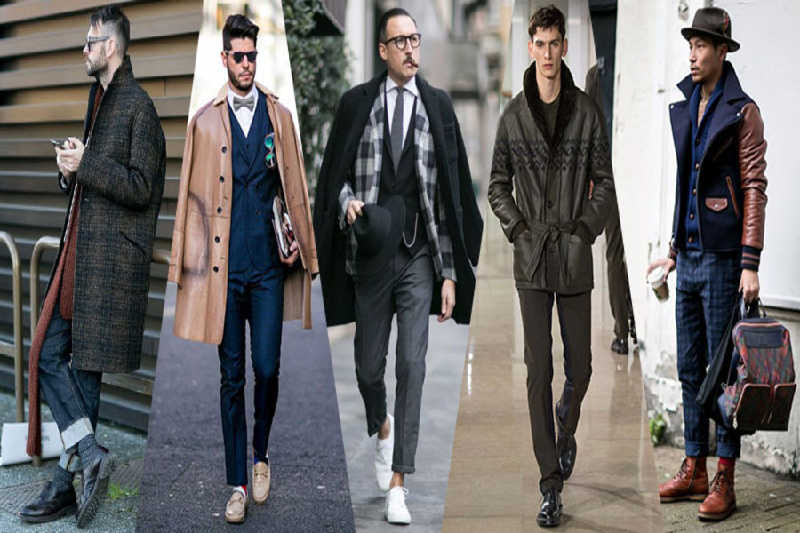 Men S Fashion Tips For The Cold Winter