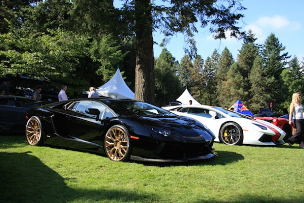 Vancouver Luxury Supercar Weekend
