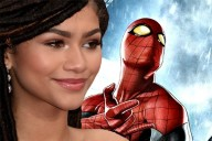 Zendaya And Spider-Man
