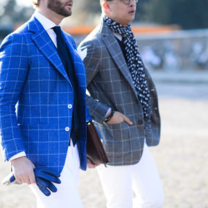 1 Suit Styled 3 Ways For The Holiday Party Circuit
