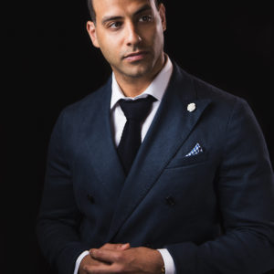 Tazito Garcia, bachelor,