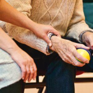 Caretaking an Aging, Sick Parent